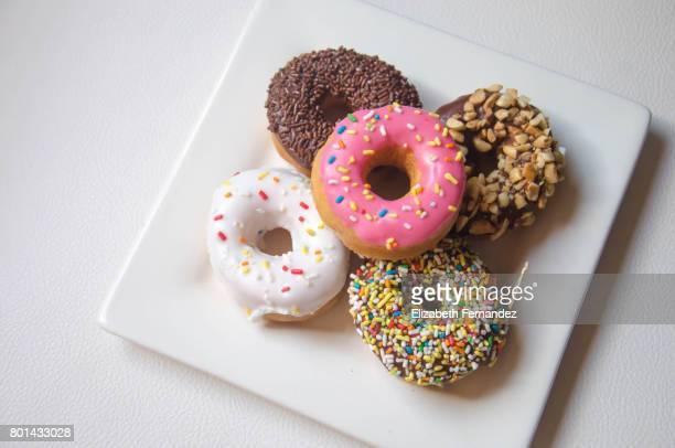 donuts - donuts - fotografias e filmes do acervo