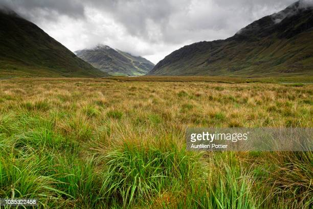 doo lough valley - prairie stock pictures, royalty-free photos & images
