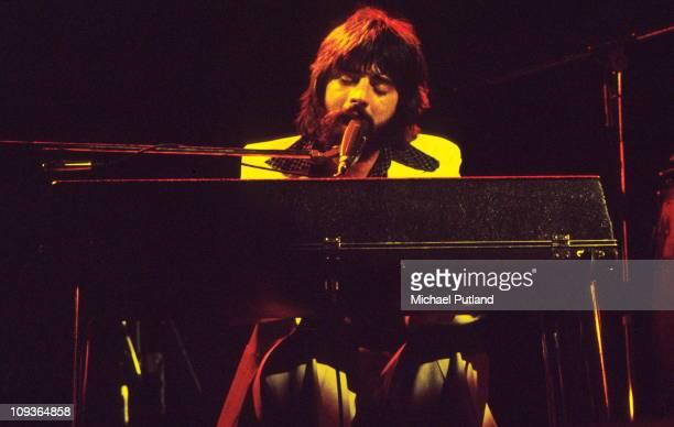 Doobie Brothers perform on stage at the Palladium New York 16th November 1978 Michael McDonald