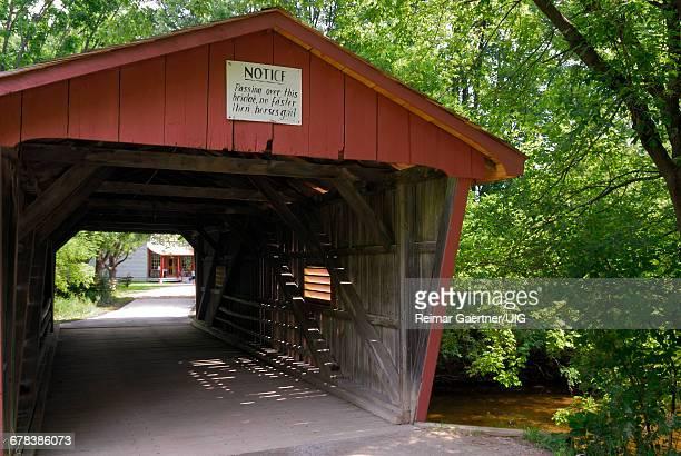 Doon Covered Bridge