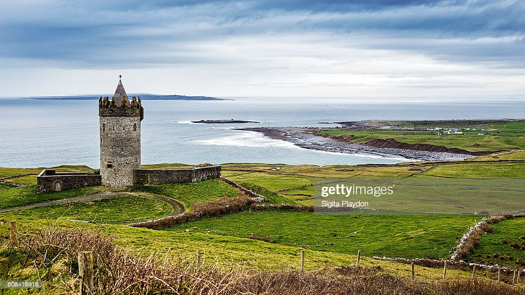 Atlantic ocean view : News Photo