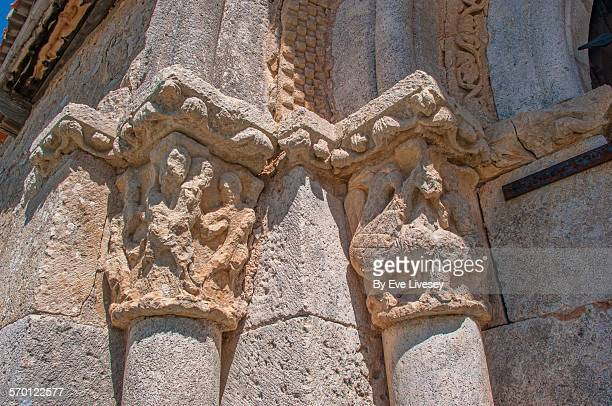 Door Archway detail, Santo Cristo Hermitage