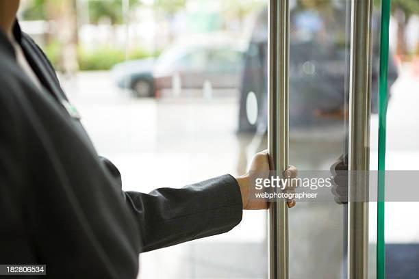Door attendant
