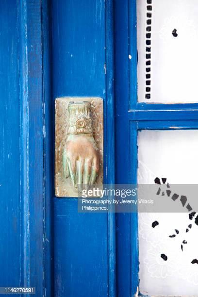 Door Knocker, Paros, Greece