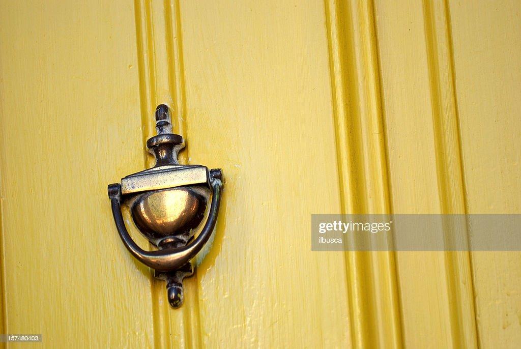 Door knocker : Stock Photo