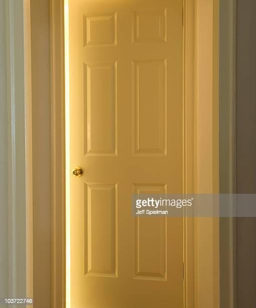 Door Left Ajar