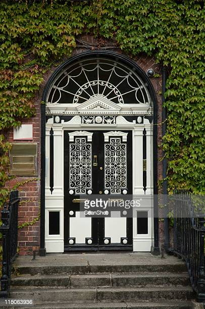 door - georgian style stock pictures, royalty-free photos & images
