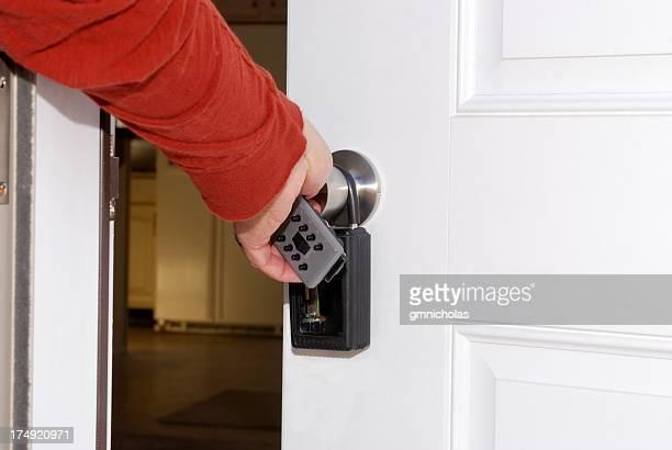 Porte de votre nouveau chez-vous