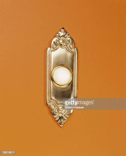 doorbell - door bell stock photos and pictures