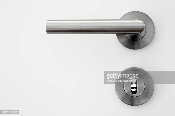 doorknob - handle stock pictures, royalty-free photos & images