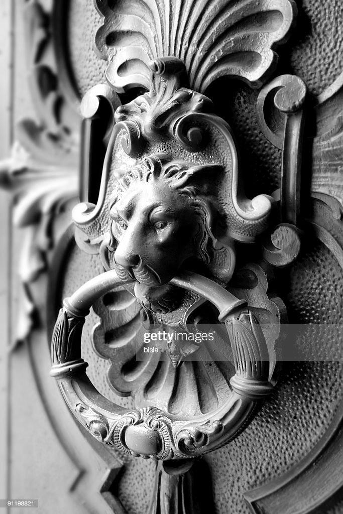 Doorknocker : Stock Photo