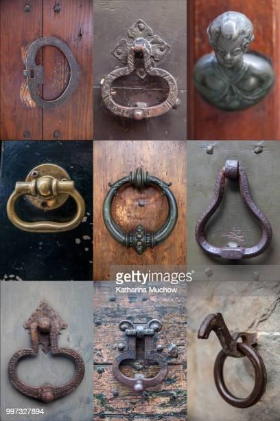 Doorknockers of  Bergamo