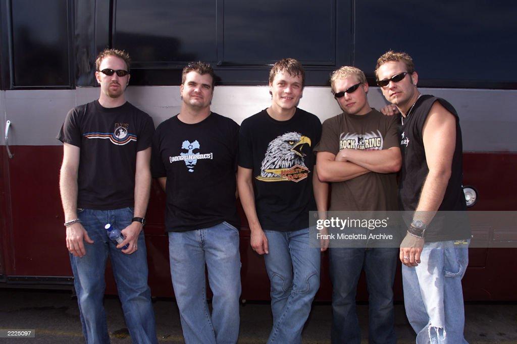 K-Rock Dysfunctional Family Picnic 5 : News Photo