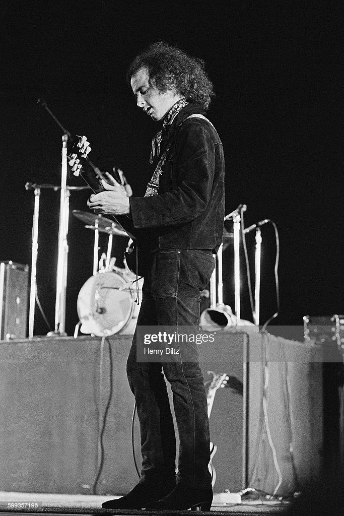 Doors Guitarist Robbie Krieger Performing  circa 1970.  sc 1 st  Getty Images & Robby Krieger Photos u2013 Pictures of Robby Krieger   Getty Images pezcame.com