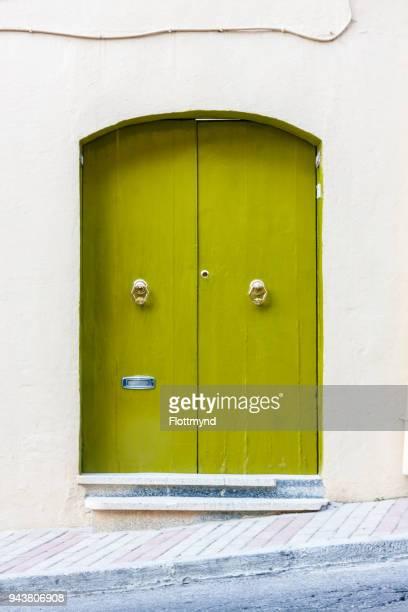 Doors of Gozo, Malta