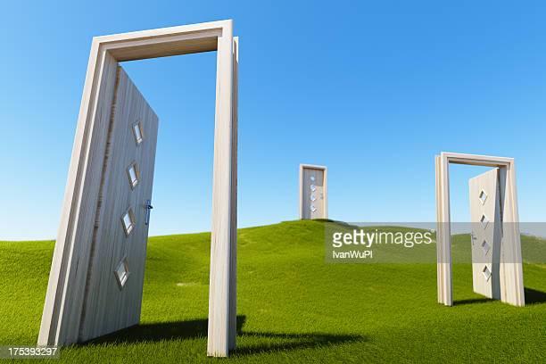 ドアの機会