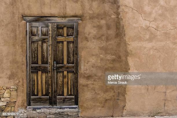Doors of Santa Fe , New Mexico