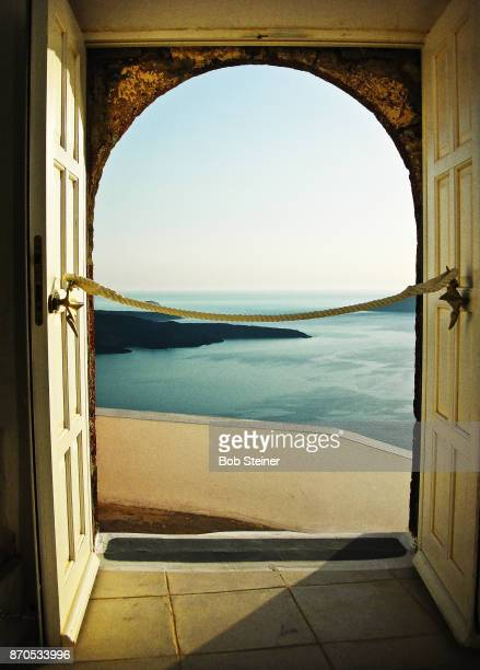 doorway to heaven - heavens gate cult stock pictures, royalty-free photos & images