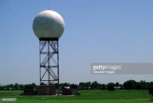 Doppler radar dome Amarillo Texas