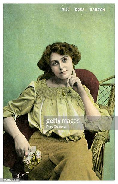 Dora Barton British actress c19051919