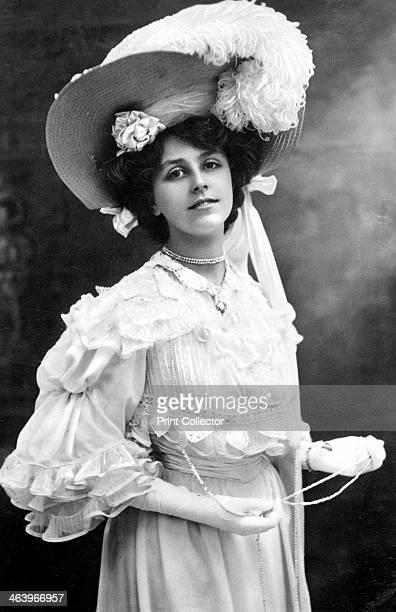 Dora Barton English actress 1900s