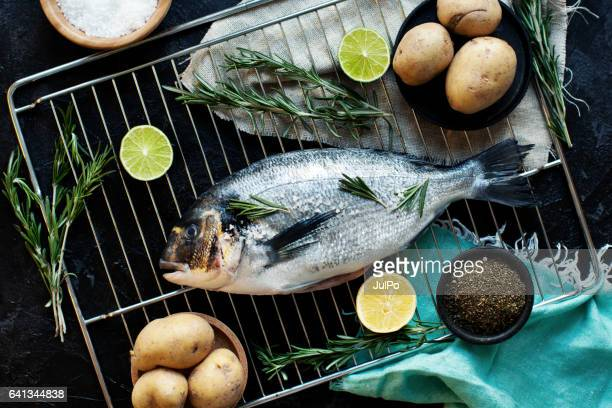 dorado - dorado fish stock photos and pictures