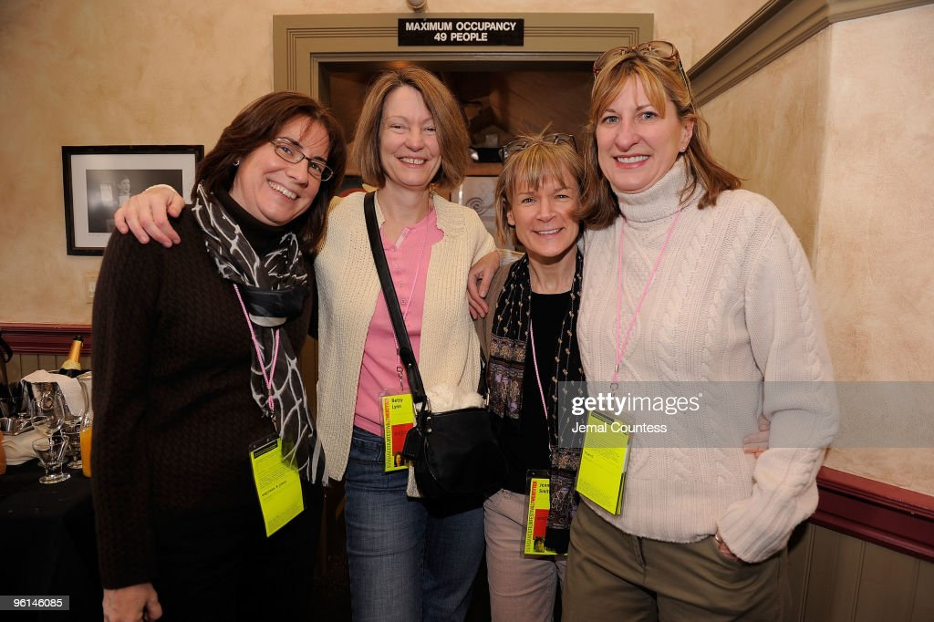 2010 Sundance Film Festival - Board Brunch : News Photo