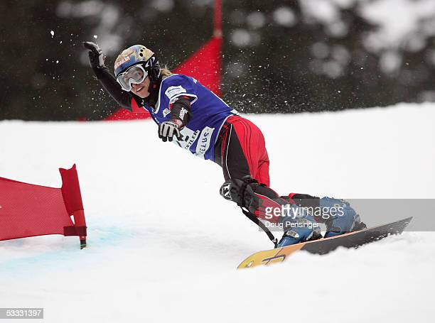 Snowboarding at the 2006 Torino Winter Games: Women's ...