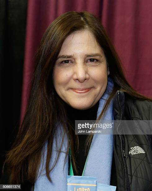 Dori Berinstein attends BroadwayCon 2016 at the Hilton Midtown on January 24 2016 in New York City