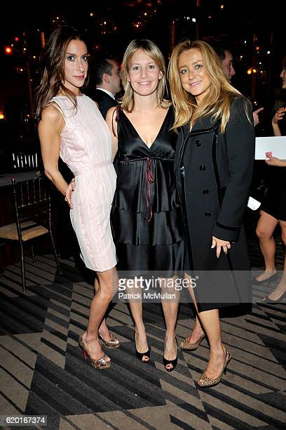 Dori Cooperman Susie Block Casdin and Caroline Berthet attend THE HASSENFELD COMMITTEE Presents Adults In Toyland at Cipriani on November 5 2008 in...