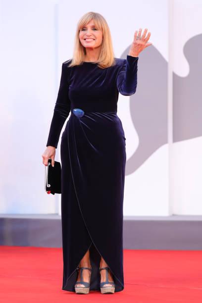 "ITA: ""Deandré#Deandré Storia Di Un Impiegato"" Red Carpet - The 78th Venice International Film Festival"