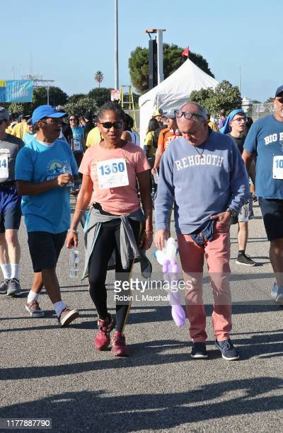 Doria Ragland attends the 21st Annual Alive And Running 5k For Suicide Prevention on September 29 2019 in Los Angeles California