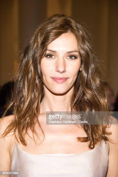 Doria Tillier at Salle Pleyel on March 2 2018 in Paris France