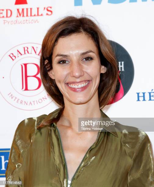 Doria Tillier attends the Barnes International Realty At Colcoa's Private Closing Party By SpLAshPR Agency on September 28 2019 in Beverly Hills...