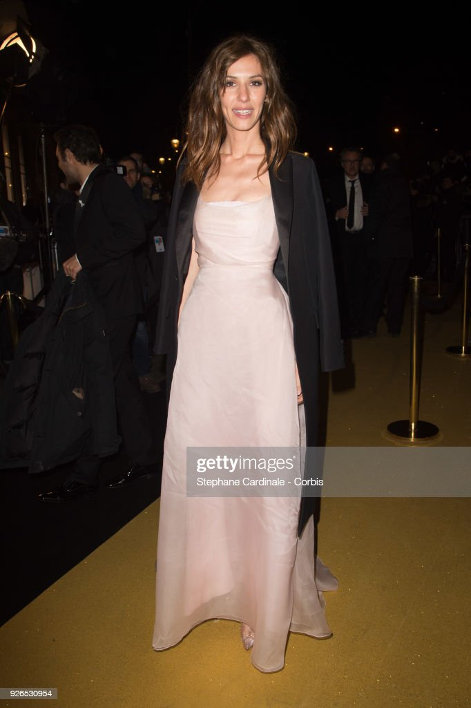 Dinner At Le Fouquet's - Cesar Film Awards 2018 In Paris