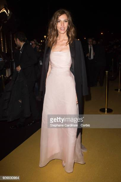Doria Tillier attends the Cesar ceremony dinner at Le Fouquet's on March 2 2018 in Paris France