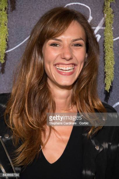 Doria Tillier attends the French Premiere of 'mother' at Cinema UGC Normandie on September 7 2017 in Paris France
