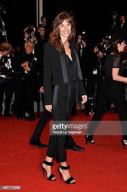 Doria Tillier attends the 'In The Name Of My Daughter' Premiere at the 67th Annual Cannes Film Festival on May 21 2014 in Cannes France