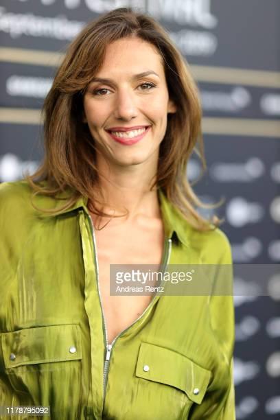 Doria Tillier attends the La Belle Epoque premiere during the 15th Zurich Film Festival at Kino Corso on October 03 2019 in Zurich Switzerland