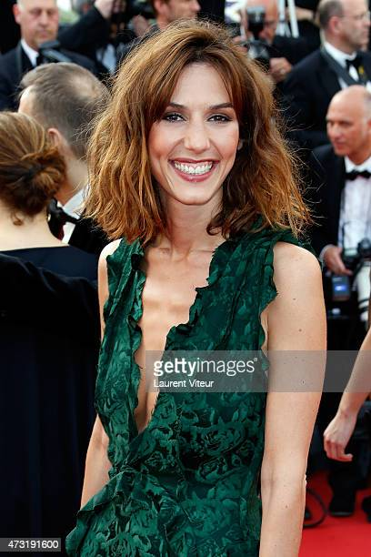 Doria Tillier attends the opening ceremony and 'La Tete Haute' premiere during the 68th annual Cannes Film Festival on May 13 2015 in Cannes France