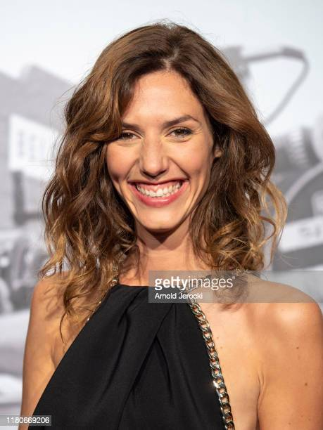 Doria Tillier attends the Opening Ceremony of the 11th Film Festival Lumiere on October 12 2019 in Lyon France