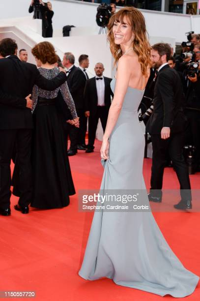 Doria Tillier attends the screening of Le Belle Epoque during the 72nd annual Cannes Film Festival on May 20 2019 in Cannes France