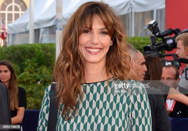 Doria Tillier attends the 'Sin City A Dame To Kill For' Premiere 40th Deauville American Film Festival on September 13 2014 in Deauville France