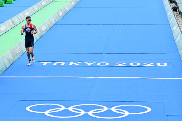 JPN: Triathlon - Men's Individual - Tokyo Olympic Games 2020