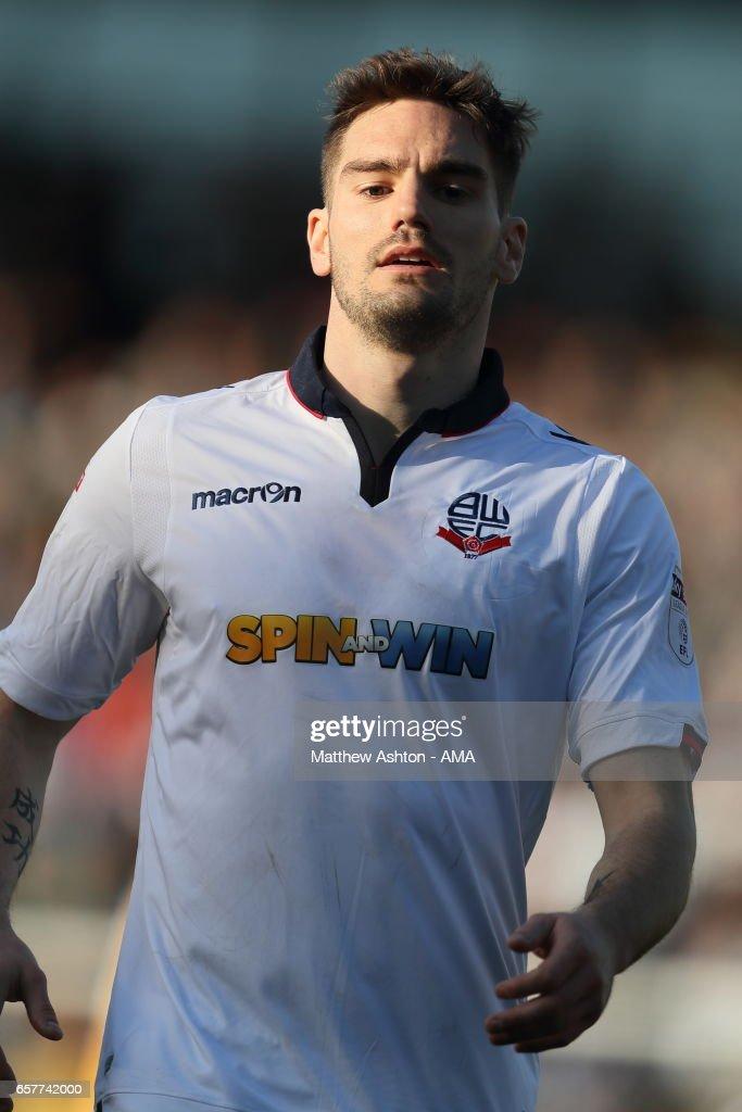 Shrewsbury Town v Bolton Wanderers - Sky Bet League One