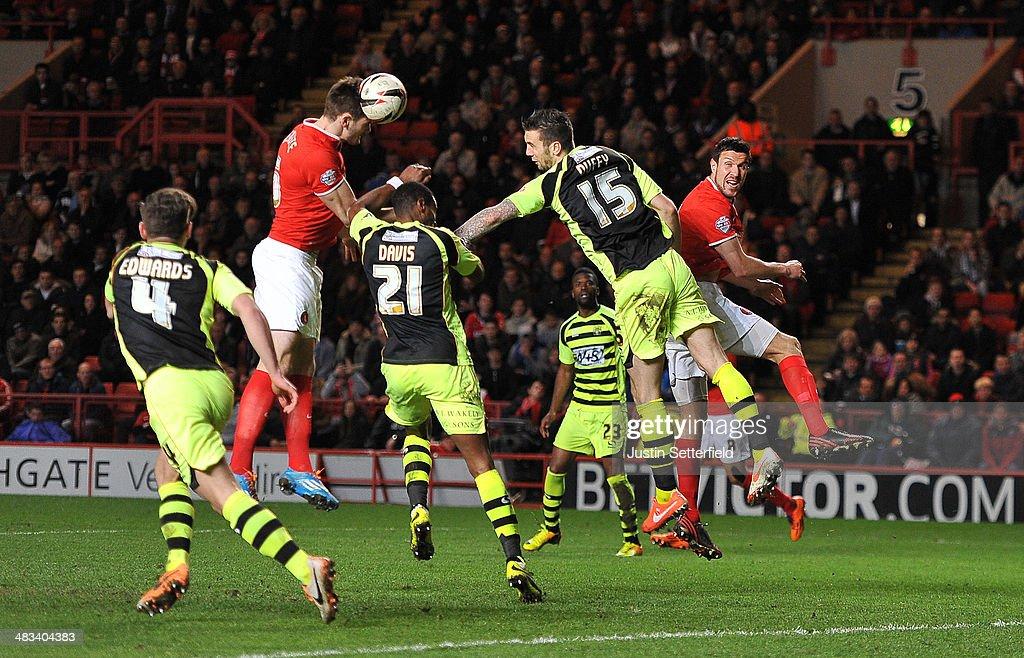Charlton Athletic v Yeovil Town - Sky Bet Championship : News Photo
