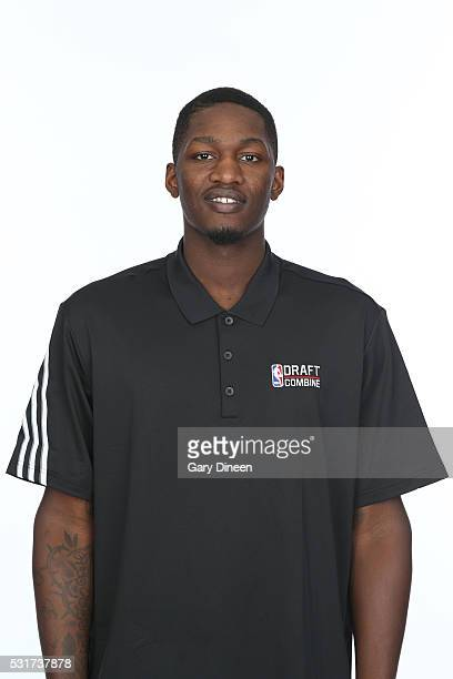 Dorian FinneySmith poses for a medical imaging head shot as part of the 2016 NBA Draft Combine on May 14 2016 at Northwestern Memorial Hospital in...