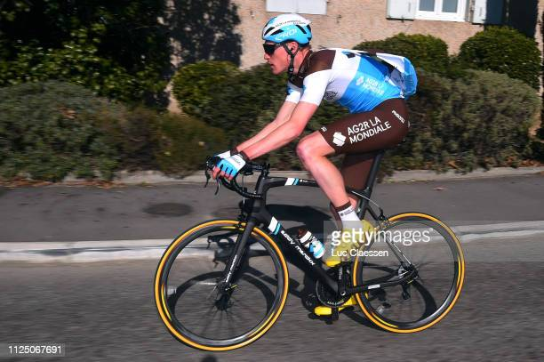 Dorian Godon of France and Team AG2R La Mondiale / during the 4th Tour de La Provence 2019 Stage 2 a 1956km race from Istres to La Ciotat Boulevard...