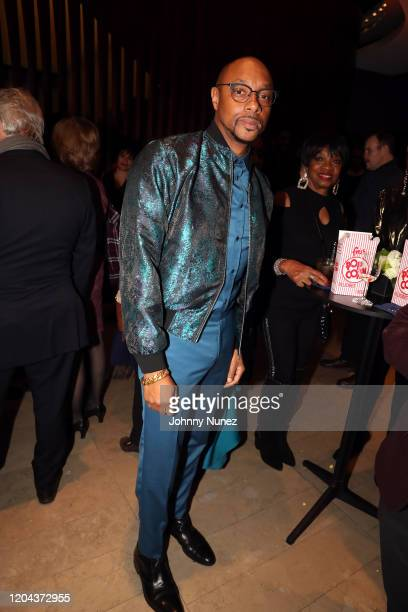 Dorian Missick attends ABC's For Life New York Premiere at Alice Tully Hall Lincoln Center on February 05 2020 in New York City