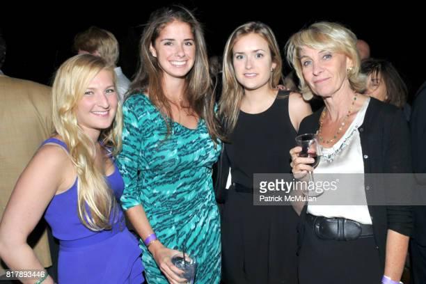 Dorie Golkin Sarah Needham Laura Laumont and Marya Davidson attend ASSOCIATION to BENEFIT CHILDREN Junior Committee Fundraiser at Gansevoort Hotel on...